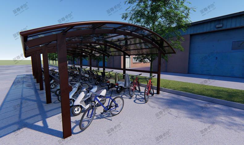 自行车棚厂家专业分析